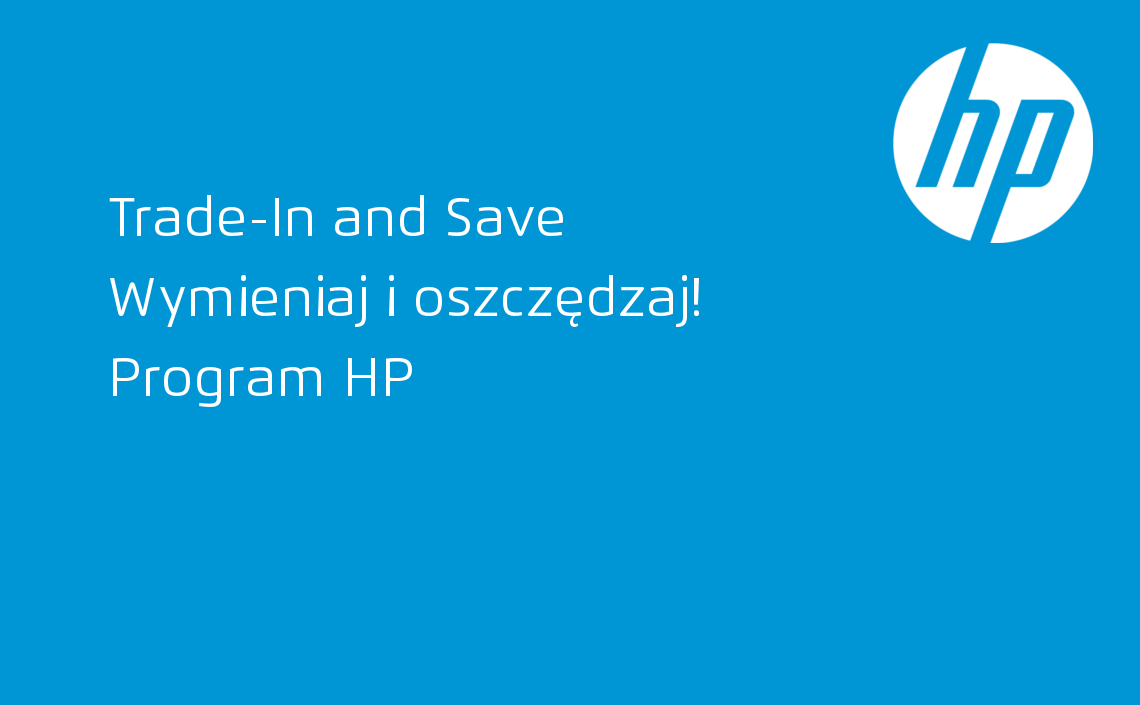 Wymieniaj i oszczędzaj z HP - program Trade-In and Save