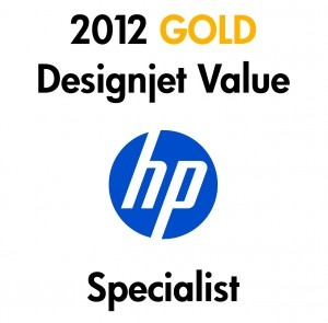 Centrum Papieru - Preferowany Partner HP GOLD - HP Designjet Value Specialist 2012