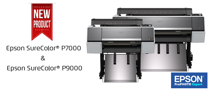 Nowe plotery Epson SureColor P7000 i P9000