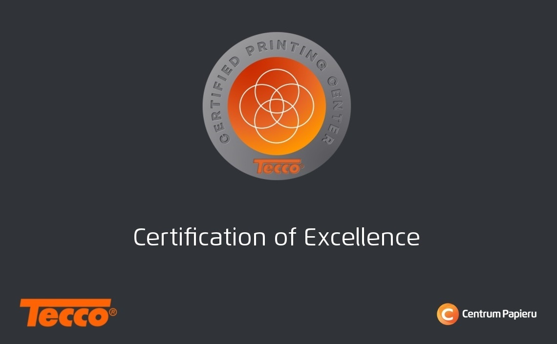 The TECCO Certification of Excellence